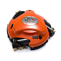 Grillbot Automatic Grill Cleaner, Orange