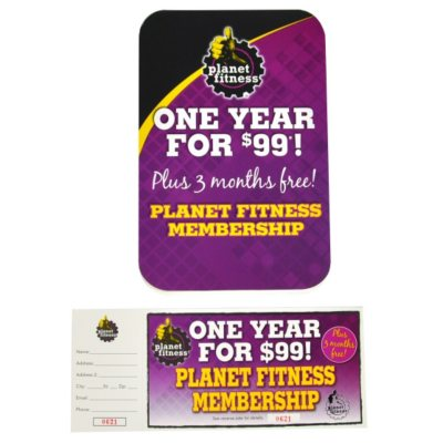 Planet Fitness 15 Month Membership Gift Card.  Ends: Aug 29, 2014 9:00:00 AM CDT