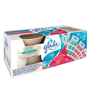 glade wax melts warmer instructions