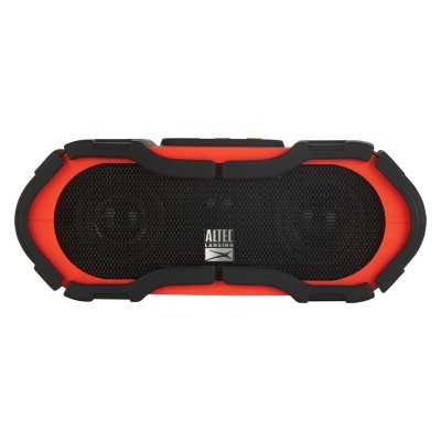 Altec Lansing Boom Jacket Speaker, Red.  Ends: Oct 9, 2015 8:40:00 PM CDT