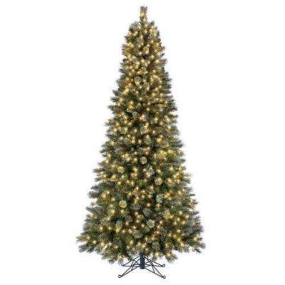 Cashmere Slim Fir Christmas Tree   7.5 ft.