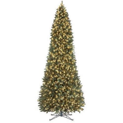 12 Foot Slim Christmas Tree