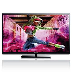 "55"" Philips LED 1080p 240Hz Smart TV"