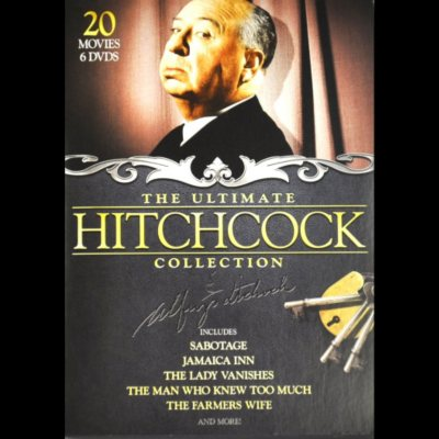 Ultimate Hitchcock Collection (6-Disc Set)