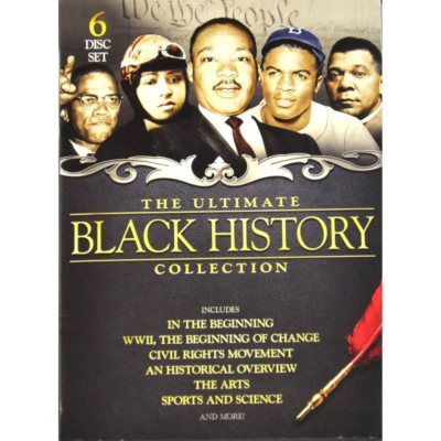 Ultimate Black History Collection (6-Disc Set).  Ends: Aug 23, 2014 2:20:00 PM CDT