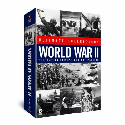 Ultimate Collections: WWII Collection (8-Disc Set)