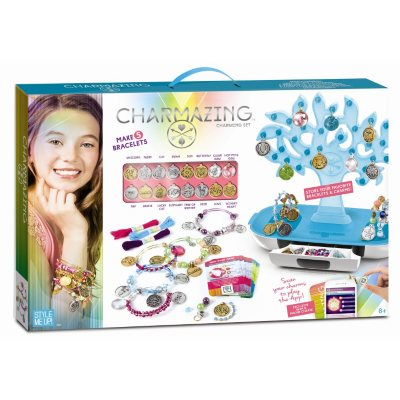 Charmazing Bracelet Making Set.  Ends: May 3, 2016 6:55:39 PM CDT