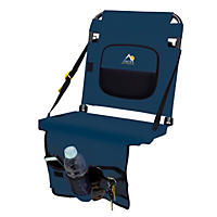 GCI Outdoor Bleacher Chair, Navy Blue