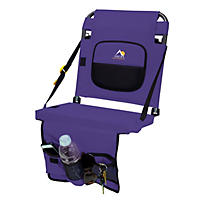GCI Outdoor Bleacher Chair, Purple