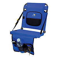 GCI Outdoor Bleacher/Stadium Chair, Blue