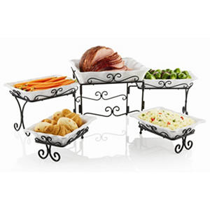 5-Tier Brittany Buffet Server