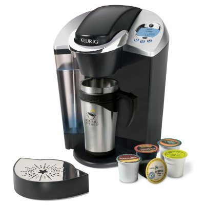 Keurig K75 Platinum Brewer SamsClub.com Auctions