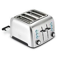 Toastmaster 4-Slice Deluxe Stainless Steel Toaster