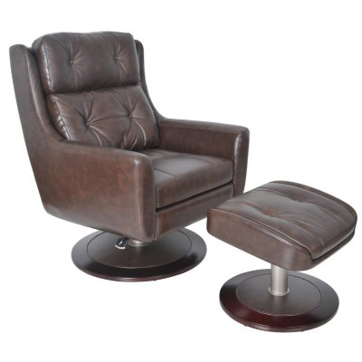 Executive Reclining Chair and Ottoman.  Ends: Oct 21, 2014 10:06:00 AM CDT