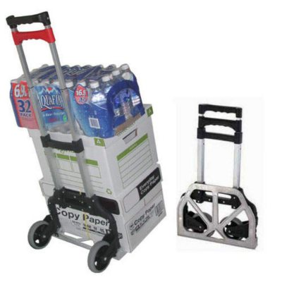 Magna Cart Personal Folding Hand Truck.  Ends: May 28, 2015 11:06:00 PM CDT