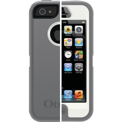 Otterbox Defender Series Case for iPhone 5/5S, Glacer.  Ends: Feb 7, 2016 11:55:00 PM CST