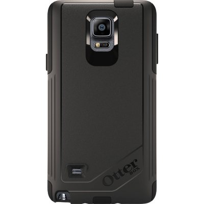 OtterBox Samsung Galaxy Note 4 Case Commuter Series, Black.  Ends: Feb 7, 2016 12:40:00 PM CST