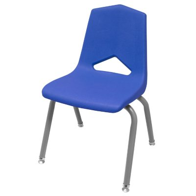 "MGI 14"" Children's Stacking Chair, Blue.  Ends: Dec 19, 2014 12:20:00 AM CST"
