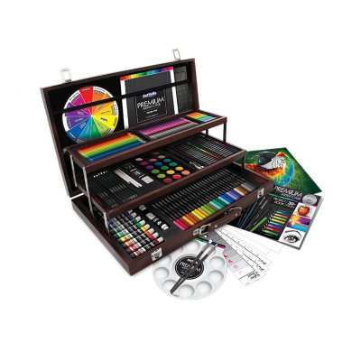 ArtSkills 180 Piece Premium Artist Case.  Ends: May 25, 2016 9:30:00 PM CDT