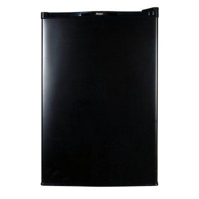 Haier 4.5 cu. ft. Refrigerator/Freezer, Black.  Ends: Nov 23, 2014 5:00:00 AM CST
