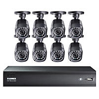 Lorex 16-Channel Surveillance System with 8 High-Definition 720p Cameras & 1TB Hard Drive
