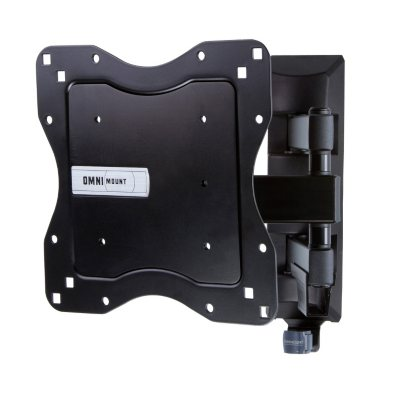 "OmniBasics Full Motion Mount for 19"" 42"" TVs.  Ends: Sep 2, 2014 11:50:00 PM CDT"
