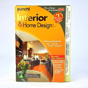 Punch Interior Home Design Software Auctions