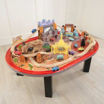 Radiator Springs Race Track Set & Table.  Ends: Feb 13, 2016 7:00:00 AM CST