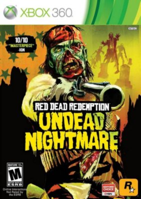 Red Dead Redemption: Undead Nightmare (Xbox 360).  Ends: Oct 24, 2014 11:00:00 PM CDT
