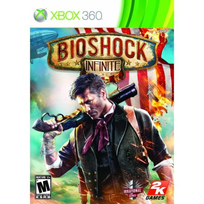 Bioshock Infinite for XBOX 360.  Ends: Oct 31, 2014 4:00:00 PM CDT