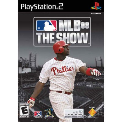 MLB 08: The Show (PS2).  Ends: Jan 27, 2015 6:40:00 PM CST