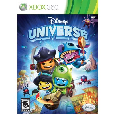 Disney Universe - Xbox 360.  Ends: Jun 19, 2013 3:00:00 PM CDT