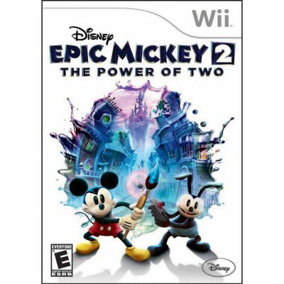 Wii - Disney's Epic Mickey 2