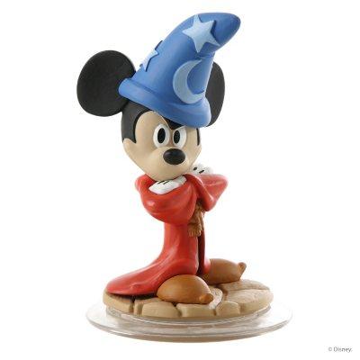 Disney Infinity Single Figure Pack, Sorcerer's Apprentice Mickey.  Ends: Mar 31, 2015 1:00:00 PM CDT