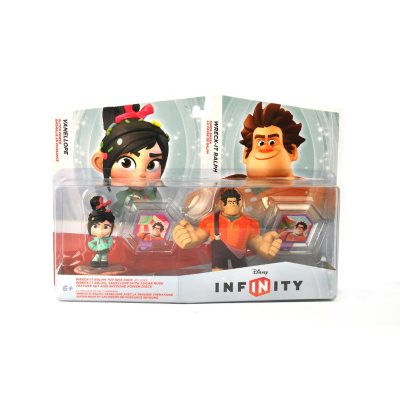 Disney Infinity Wreck-It Ralph Toy Box Pack.  Ends: Mar 28, 2015 5:50:00 PM CDT