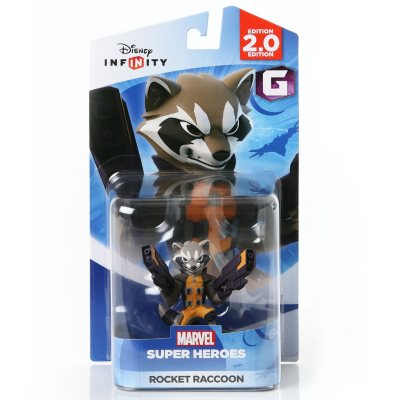 Rocket Raccoon Figure.  Ends: Sep 2, 2015 9:45:00 PM CDT