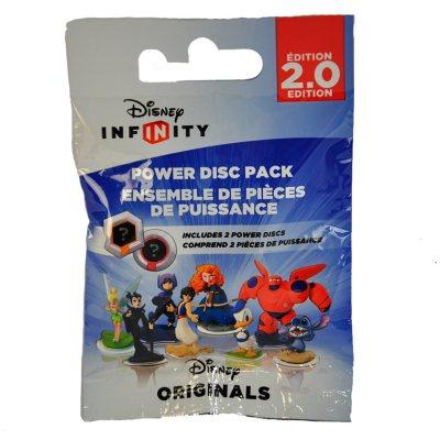 Infinity 2.0 Power Disc Pack Disney Originals.  Ends: Apr 27, 2015 12:25:00 PM CDT