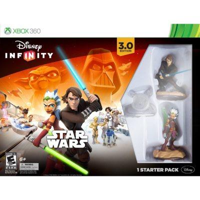 Disney Infinity 3.0 Edition Starter Pack - Xbox 360.  Ends: Jun 25, 2016 12:30:00 AM CDT