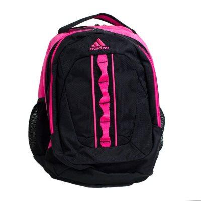 adidas Ridgemont Backpack, Black & Pink.  Ends: Jul 27, 2016 2:00:00 PM CDT