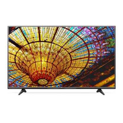 "LG 55"" Class 4K Ultra HD LED Smart TV, 55UF6450.  Ends: Jul 1, 2016 2:10:00 PM CDT"
