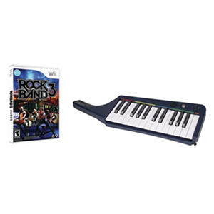 Rock Band 3 Bundle - Wii