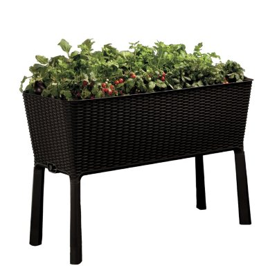 Keter Elevated Garden Bed.  Ends: Aug 29, 2015 5:00:00 AM CDT