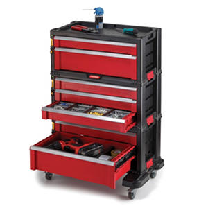 Keter Drawer Tool Chest Modular Tool Storage System