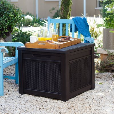 Keter 55 Gallon Storage Table.  Ends: Sep 19, 2014 9:00:00 AM CDT
