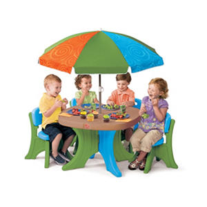 Deluxe Patio Set - Toddler