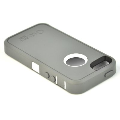 OtterBox Defender Series Case, Gray (iPhone 5/5S).  Ends: Sep 23, 2014 5:10:00 AM CDT