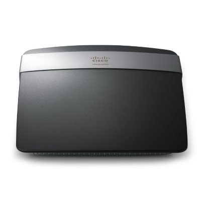 Linksys Advanced Wireless-N600 Dual-Band Router