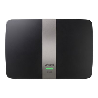 Linksys EA6200 Dual Band AC900 Smart Wi-fi Router.  Ends: Oct 20, 2014 6:00:00 AM CDT