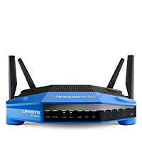 Linksys WRT1900AC Dual-Band Smart Wi-Fi W/Gig