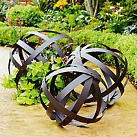 3-Pack Folding Iron Orbs